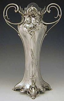 Art Nouveau vase,Germany,1906