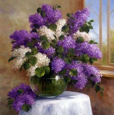 Lilacs... So beautiful!