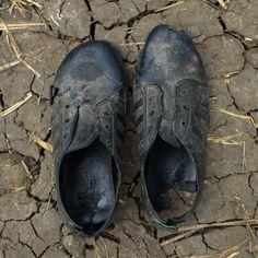Anur Idriss, 8 anni, maschio. Giorni di cammino: 10