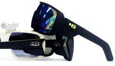 Estilo máscara sempre em alta!  oculos  sunglass  hb  mascara Óculos Shop ae16cf6b4f