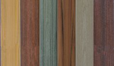 Armadillo Decking comes in a variety of colors: Foxtail Pine, Rustic Red, Canyon Grey, Painted Desert, Driftwood, and Tumbleweed!