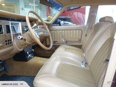 Ford Granada 1977 | Interior
