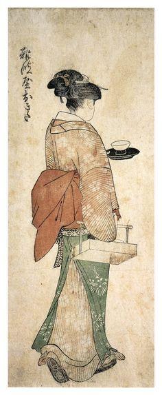 Edo period Ukiyo-E