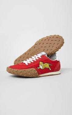 MEDIUM RED #KENZO MOVE Sneaker for women