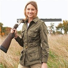 Beretta Serengeti Women's Jacket Perfect for hunting season!  Its comfortable too;)