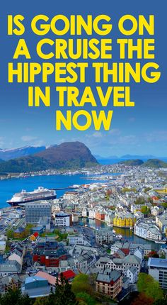 A couple of years ago, when you heard people say they were going on a cruise you would normally picture retirees in straw hats, sandals and brightly colored and flowered shirts. Nowadays... #cruise #CruiseTravel #Travel #PortOfCall #CruiseDestinations http://travelwith2ofus.com/is-going-on-a-cruise-the-hippest-thing-in-travel-now.php