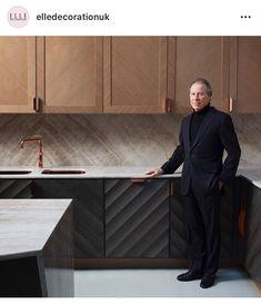 credit The ELLE Decoration British Design Awards 2019 Home Decor Kitchen, Kitchen And Bath, Kitchen Furniture, Interior Design Living Room, Kitchen Dining, Hidden Kitchen, Interior Design Awards, Kitchen Black, Furniture Cleaning