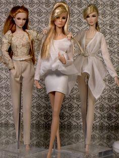 Doll Fancy Dress, Dress Up Dolls, Doll Dresses, B Fashion, Couture Fashion, Fashion Outfits, Fashion Royalty Dolls, Fashion Dolls, Barbie Images