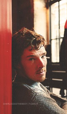 Benedict Cumberbatch--This has always been one of my favorites of him <3