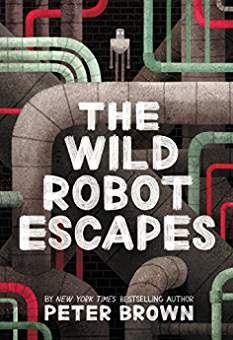 The Wild Robot Escap