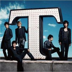 Tohoshinki (TVXQ) - T (2 CD, 2 DVD ver)