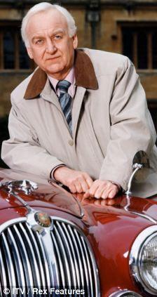 John Thaw - Inspector Morse  ♥