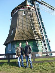 Dutch country side.