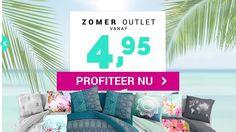Leuke zomerartikelen voor in je slaapkamer! Bekijk nu ons assortiment zomerartikelen. Producten voor de warme dagen! Nu tijdelijk in de OUTLET! #bigsale #discount #deals #saledepot