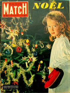 Paris Match, Noël 1952, France