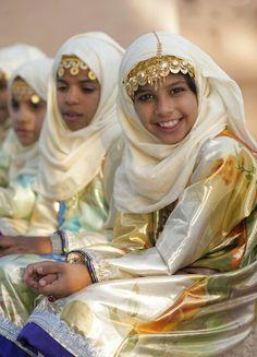 Beautiful Smile from Oman by Abulalrhman Al Hinai