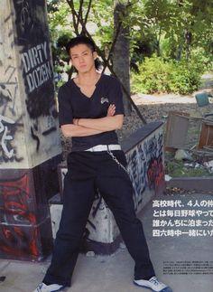 Shun Oguri, Crows Zero, Japanese Love, Kudo Shinichi, My Hero, Actors & Actresses, Vsco Cam, Guys