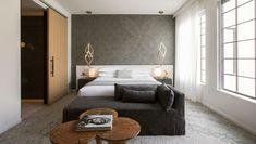 The La Peer Hotel in Los Angeles Also Serves as the Designer's Studio Gallery - Design Milk