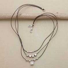Third Time's A Charm Necklace