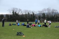 Back in the Park - Spring Week - Cabinteely Park