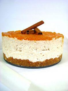 cinammon cheesecake