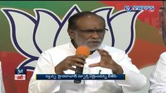 Opposition parties fire on TRS party over Banners - ExpressTV