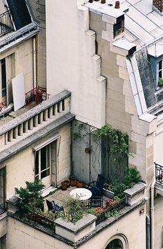 Urban Balcony...Dreamy Rustic Homes & Gardens :: Hometalk