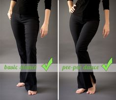 Megan DiPiero Photography {Posing Secrets of the Red Carpet} pee-pee dance! So easy and so fun!