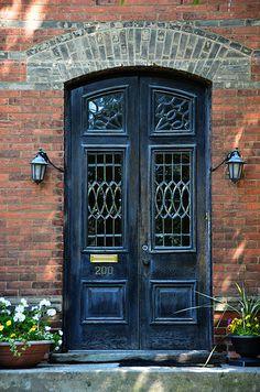 Whitby Door - Ontario, Canada