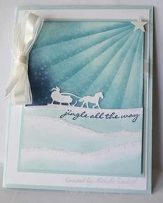Jingle All the Way – Stampin' Up! Card