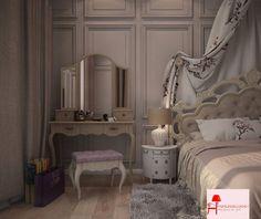 Yatak Odası Makyaj Masası Modeli