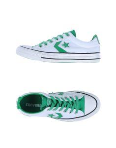 Converse Blanco&Verde