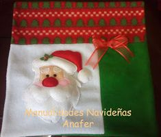 Manualidades Anafer: Moldes Christmas Stockings, Christmas Ornaments, Gift Wrapping, Pillows, Holiday Decor, Tableware, How To Make, Crafts, Home Decor