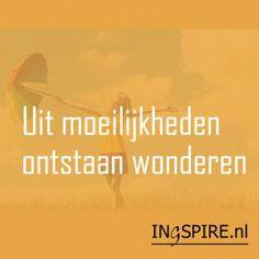 Spreuken & inspiratie om te delen | Ingspire - Ingspire.nl is de plek voor…