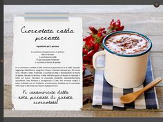 Cioccolata calda piccante