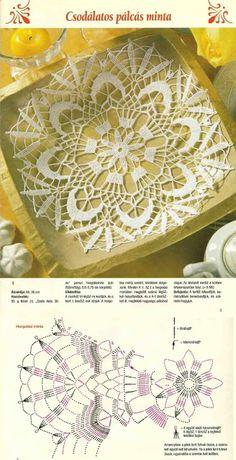 Free Crochet Doily Patterns, Crotchet Patterns, Crochet Lace Edging, Crochet Art, Filet Crochet, Irish Crochet, Vintage Crochet, Crochet Doilies, Crochet Flowers