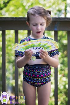 Summer Swimwear Tour 2016! A Pattern Review! — sew chibi designs