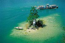 Lake Wolfgang boat company, Austria