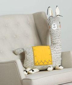 Little Llama Plush Pa