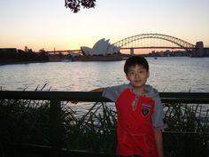 중1 호주여행.