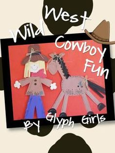 Yeehaw! The Glyph Girls have created a Wild West packet with TWO glyphs included along with a ton of other fun resources!! Your students can create...