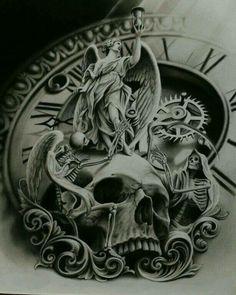 Grim clockwork
