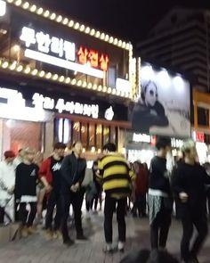 """Final night in Seoul """"I'm like TT just like TT"""" #Maxxam #TT #Twice #ChoiYoungJun @youngjun_0520 bye"""