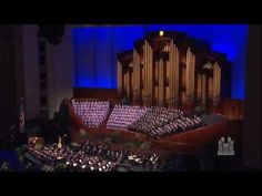 The Mormon Tabernacle Choir channel on YouTube