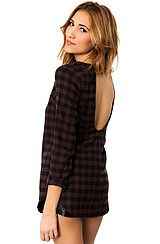 *MKL Collective The Daylight Dress in Brown