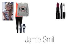 """""""Jamie Smit"""" by hood96-exe ❤ liked on Polyvore featuring CAbi, Converse, Lancôme, Smashbox, Vans, women's clothing, women, female, woman and misses"""