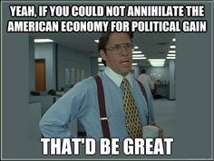 Office Space funny meme about the government shutdown