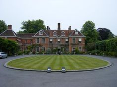 Lainston House Hotel  Sparsholt, Wincester  Had a delightful stay.