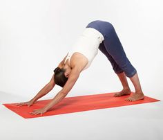 10 Yoga Poses for Runners:Pounding the pavement is a great way to stay in shape—but it also puts you at risk for overuse injuries. Protect yourself with total-body moves that stretch, strengthen and help you find balance.