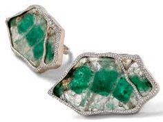 Image result for emerald slice jewellery